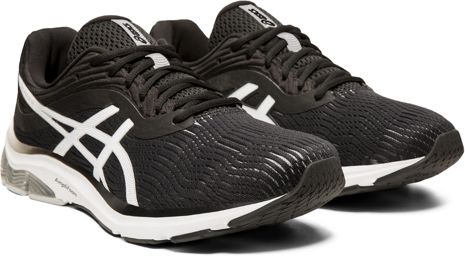 Men's GEL PULSE 11 | Black Piedmont Grey | Running Shoes